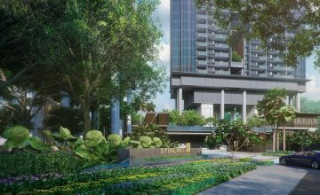 stirling-residences-alexandra-commonwealth-condo-entrance-singapore